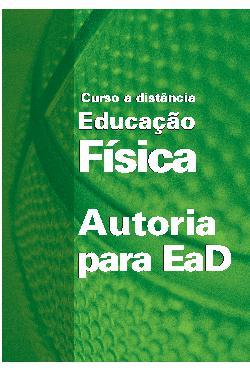 Educação Física a Distância - Autoria para EaD