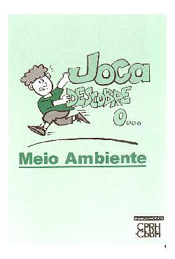 Cartilha Joca Descobre... n° 1