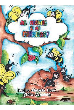 <font size=+0.1 >As abelhas e as formigas</font>