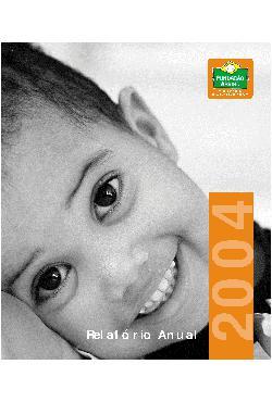 <font size=+0.1 >Relatório anual 2004</font>
