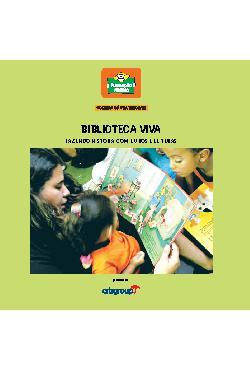 """Biblioteca viva - """"Fazendo história com livros e leit ..."""