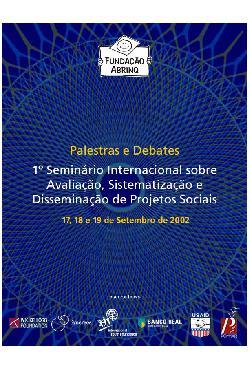 1º Seminário internacional
