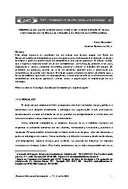 Proposta de um plano de desenvolvimento de competências in ...
