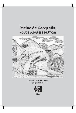 Ensino de geografia: novos olhares e práticas