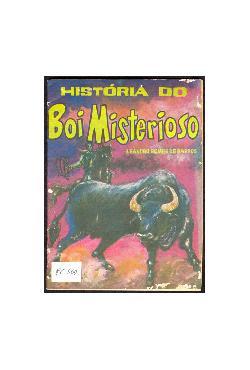 História do Boi Misterioso