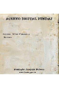 Escravos! Versos francezes a Epicteto