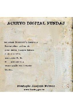 Sociedade Brasileira contra a Escravidão: cartas do presid ...