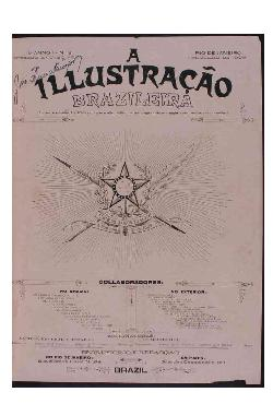 A illustração brazileira (Rio de Janeiro, ano 1, n.3, 1 Ju ...