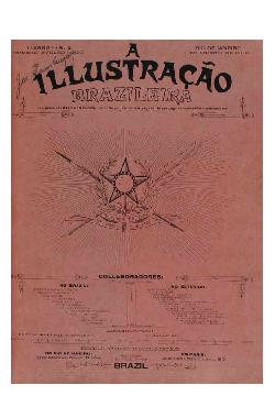 A illustração brazileira (Rio de Janeiro, ano 1, n.5, 1 Ag ...