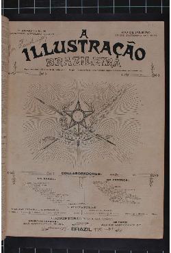 A illustração brazileira (Rio de Janeiro, ano 2, n.16, 15  ...