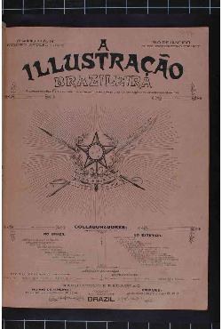 A illustração brazileira (Rio de Janeiro, ano 2, n.18, 15  ...