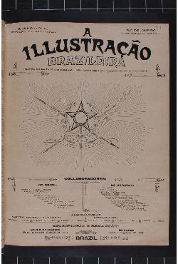 A illustração brazileira (Rio de Janeiro, ano 3, n.43, 1 M ...