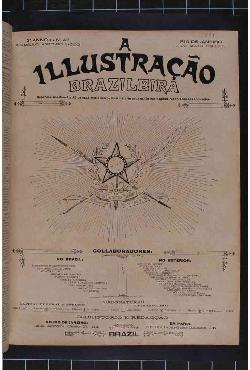 A illustração brazileira (Rio de Janeiro, ano 3, n.47, 1 M ...