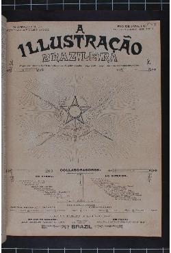 A illustração brazileira (Rio de Janeiro, ano 3, n.57, 1 O ...