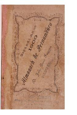 Almanach de Pernambuco (Recife, ano 2, 1900)