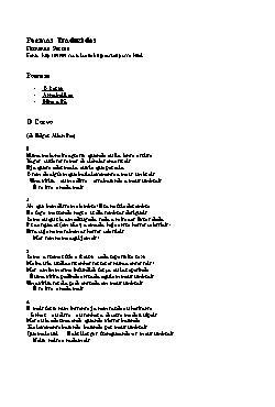 <font size=+0.1 >Poemas Traduzidos</font>