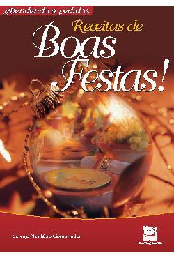 Receitas de Boas Festas e Natal