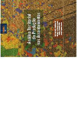 Análise territorial da produção nos assentamentos