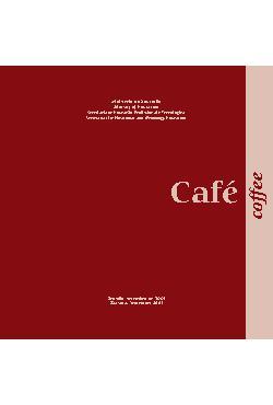 Cartilhas Temáticas - Café