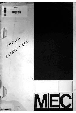 Ensino regular de 1º grau no meio rural - Brasil 1979