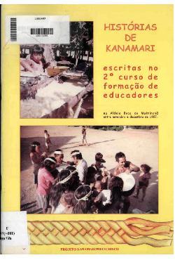 <font size=+0.1 >Histórias de Kanamari</font>