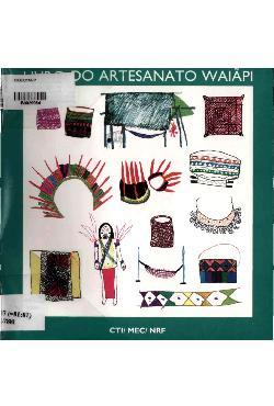 Livro do artesanato Waiapi
