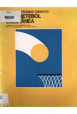 Caderno técnico-didático - basquetebol coletânea