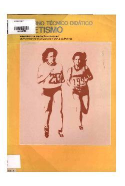 Caderno técnico-didático - atletismo