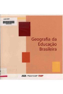 Geografia da educação brasileira