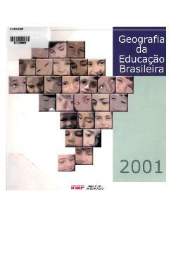 Geografia da educação brasileira - 2001