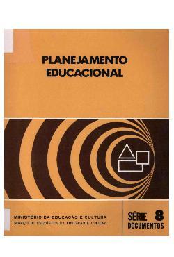<font size=+0.1 >Planejamento educacional</font>