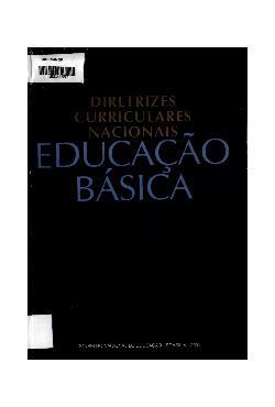 Diretrizes curriculares nacionais: educa