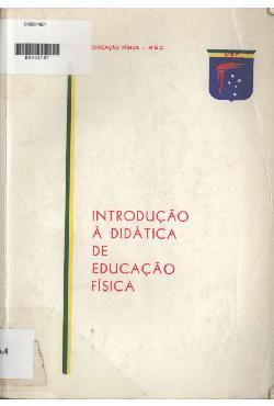 Introdução a didática de educação física