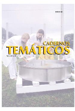 Cadernos Temáticos nº 10: gestão e administração