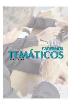 Cadernos Temáticos nº 12: gestão e administração