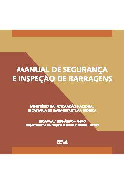 Manual de segurança e inspeção de barragens