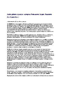 Sobre gênero e justiça: o projeto Promotoras Legais Popula ...