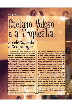 Caetano Veloso e a Tropicália: a releitu
