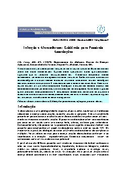 Infecção e aterosclerose: evidência para possíveis associa ...