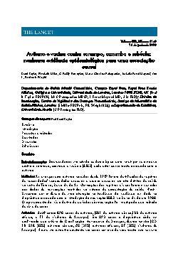 Autismo e vacina contra sarampo, caxumba e rubéola: nenhum ...