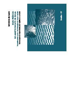 Boas práticas no abastecimento de água: procedimentos para ...