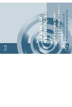 Sistemas de Informações sobre Mortalidade (SIM) e Nascidos ...