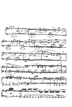 Fantasia em Ré menor K397 - partitura