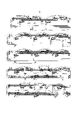 Prelúdio em Dó menor: Opus 23 nº 7 - partitura