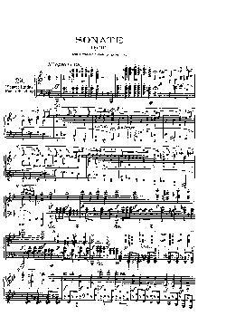 "Sonata para piano nº 29 em Si bemol maior: Opus 106 ""Hamme ..."