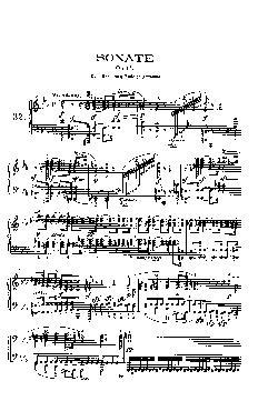 Sonata para piano nº 32 em Dó menor: Opus 111 - partitura