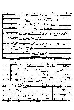 Ária na corda Sol (da Suite Orquestral nº 3) - partituras