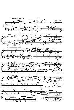Sinfonia nº 2 em Dó menor - partitura