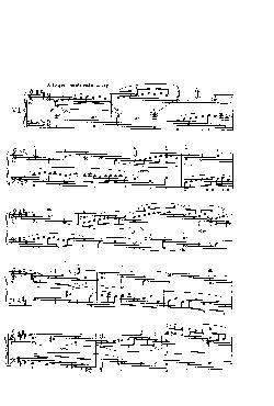 Sinfonia nº 6 em Mi Maior - partitura