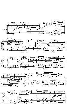 Sinfonia nº 8 em Fá Maior - partitura